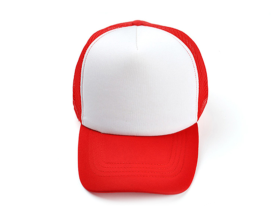 Sublimation Cap (Red )