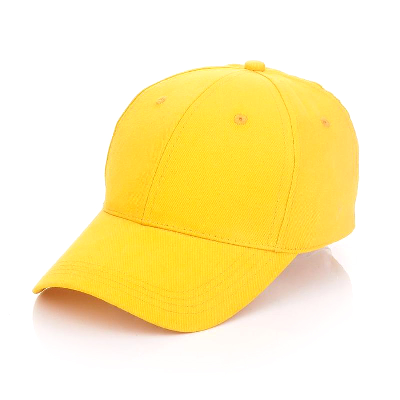 Submation Yellow Cotton cap