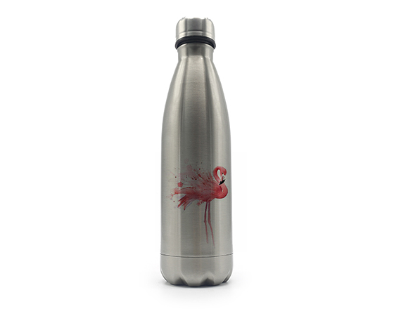350/500ml Sublimation Stainless Steel Cola Thermos Bottle