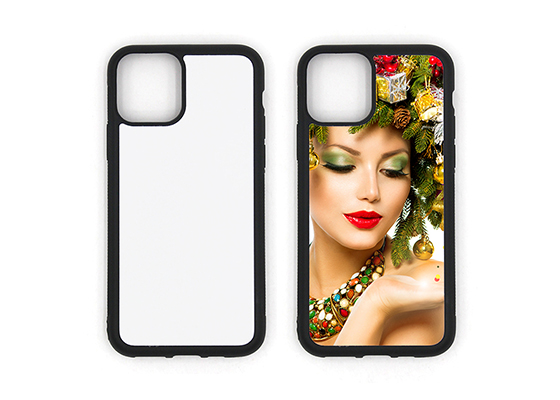 New Arrival Sublimation 2D TPU+PC Phone Case for iphone 11 Pro