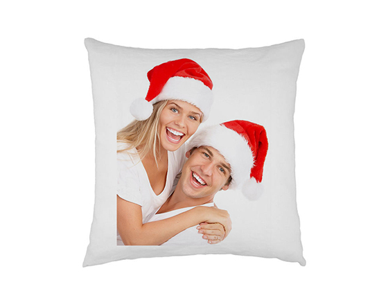 Sublimation Square Polyester Pillow Cover
