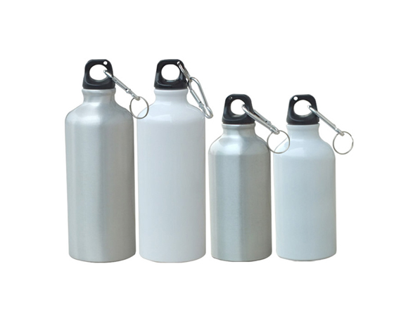 400/500/600/750ml Sublimation Aluminium Sport Bottle