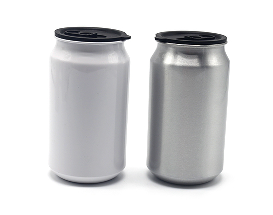 350ml Sublimation Aluminium Cola Can Bottle