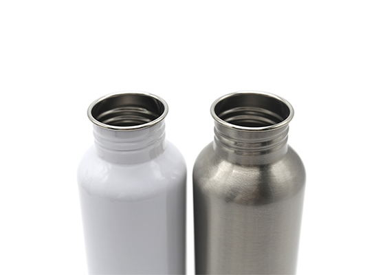 500/600/750ml Sublimation Big mouth Stainless Steel Bottle