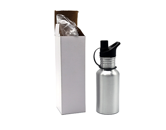350ml Sublimation Aluminium Big Mouth Water Bottle