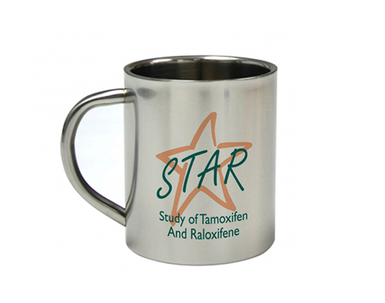 300ml Sublimation Double Walled Stainess Steel Mug