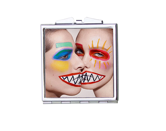 Sublimation Metal Square Shape Mirror