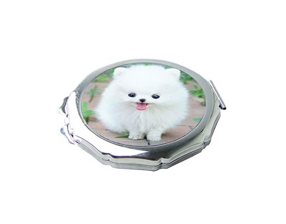 Sublimation Metal Round Shape Mirror