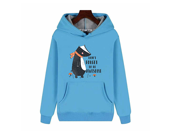 500g Sublimation Pullover Hoodies