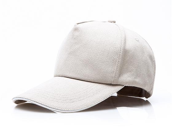 DIY Personalized Printable 100% Cotton Cap Sublimation Hat (Gray)