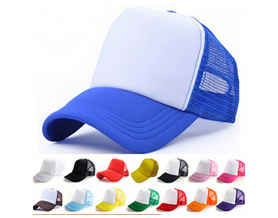 New Custom Young Fashion Heat Sublimation Printing Cap For Adults Sport Cap