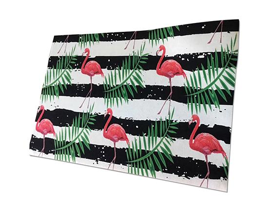 OEM Customized Design Printable Sublimation Blank Bathroom Floor Mat