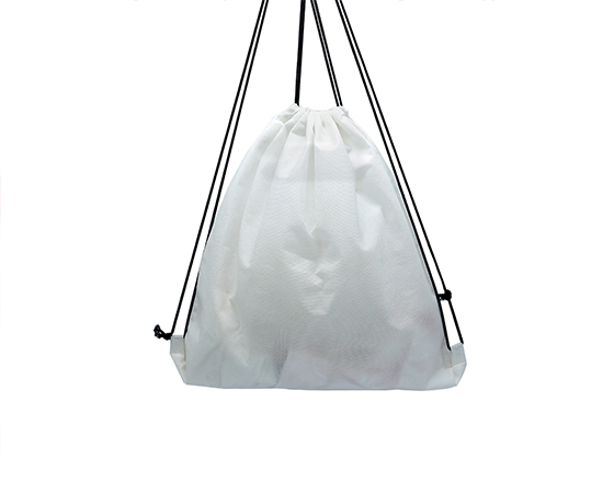 Printable Blank Polyester Sublimation DrawString Bag